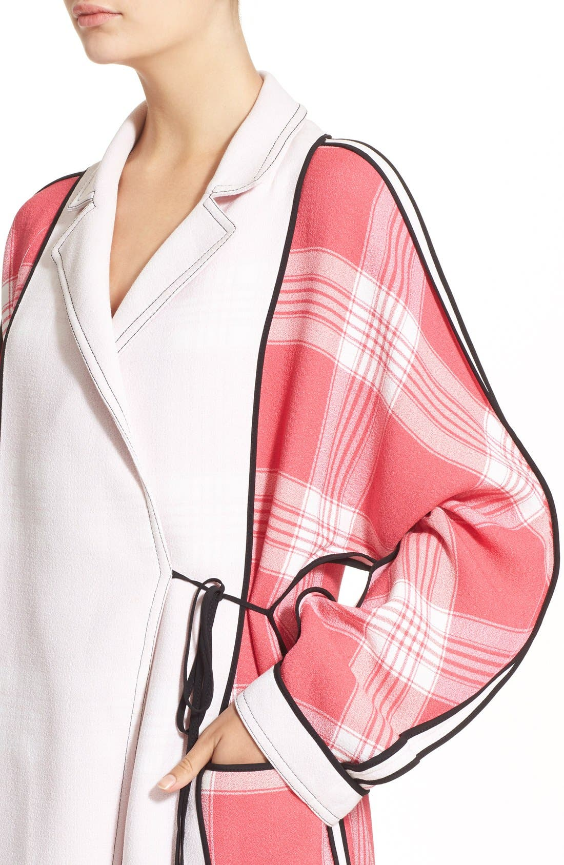 Alternate Image 7  - ACNE Studios 'Vaughn Frosted' Tie Front Cardigan