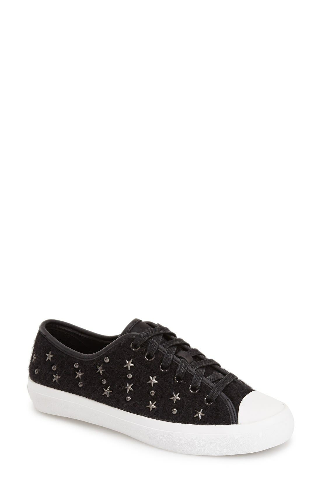 Main Image - COACH 'Empire Star' Studded Sneaker (Women)