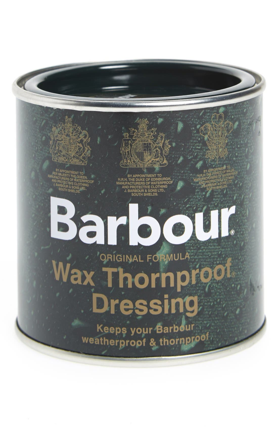 Alternate Image 1 Selected - Barbour Wax Thornproof Dressing
