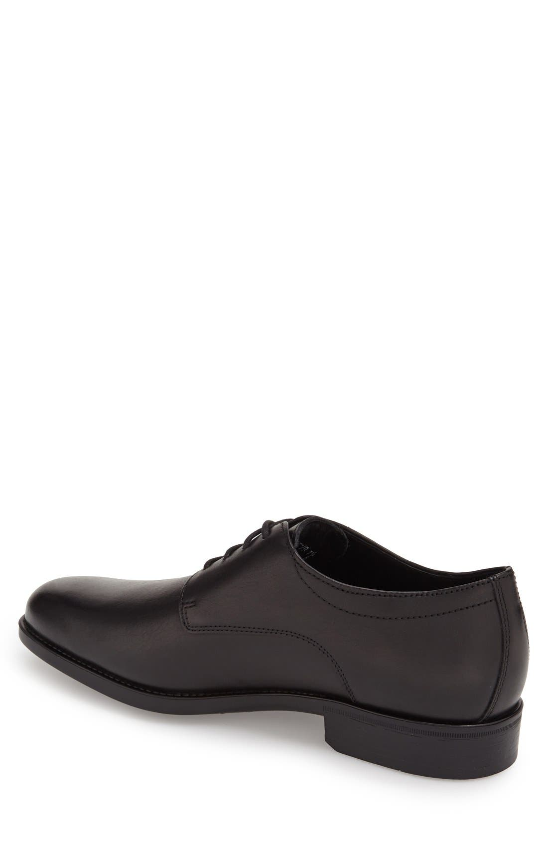 Alternate Image 2  - Mephisto 'Cooper' Plain Toe Derby (Men)