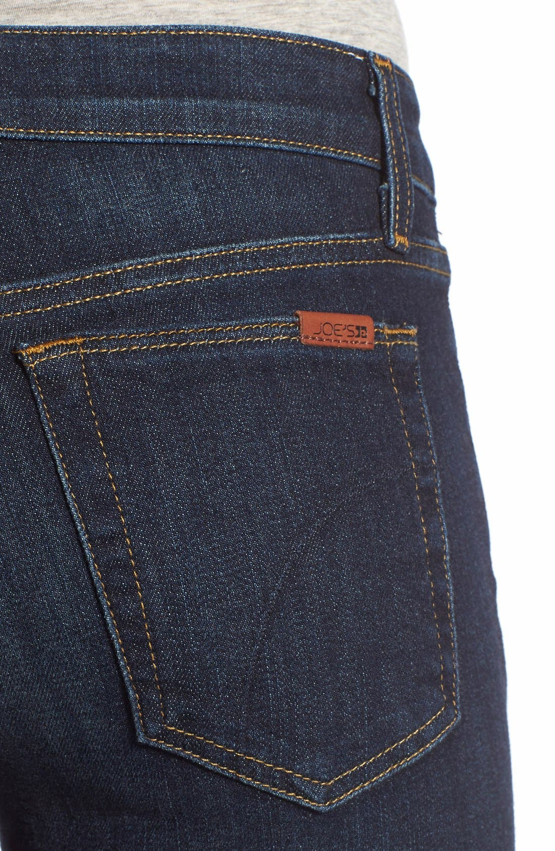 Alternate Image 4  - Joe's Honey Curvy Bootcut Jeans (Rikki)