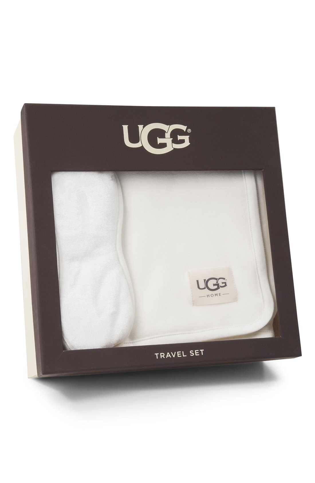 Alternate Image 2  - UGG® Australia Travel Set