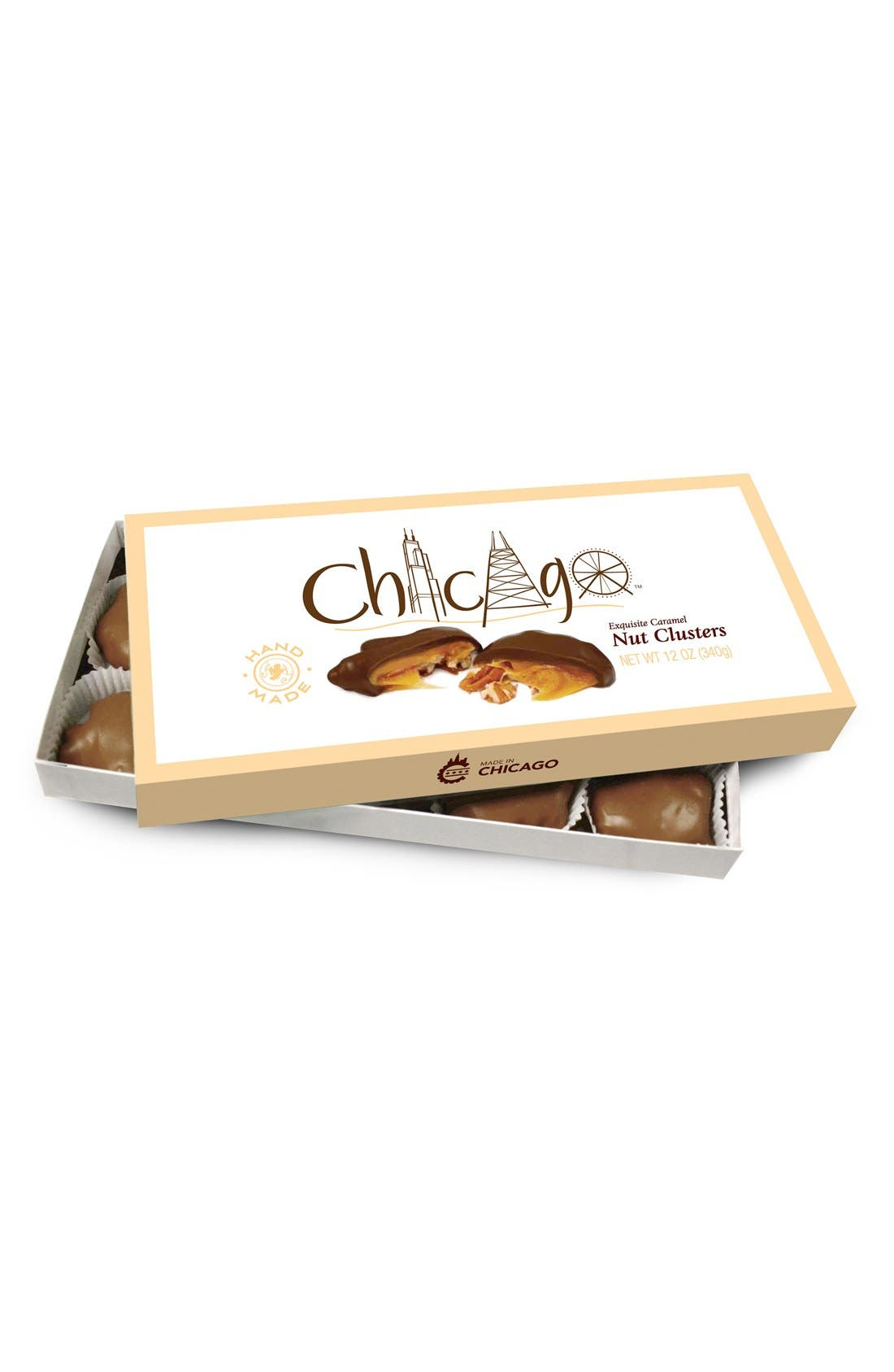Chicago Classic Confections Caramel Nut Clusters
