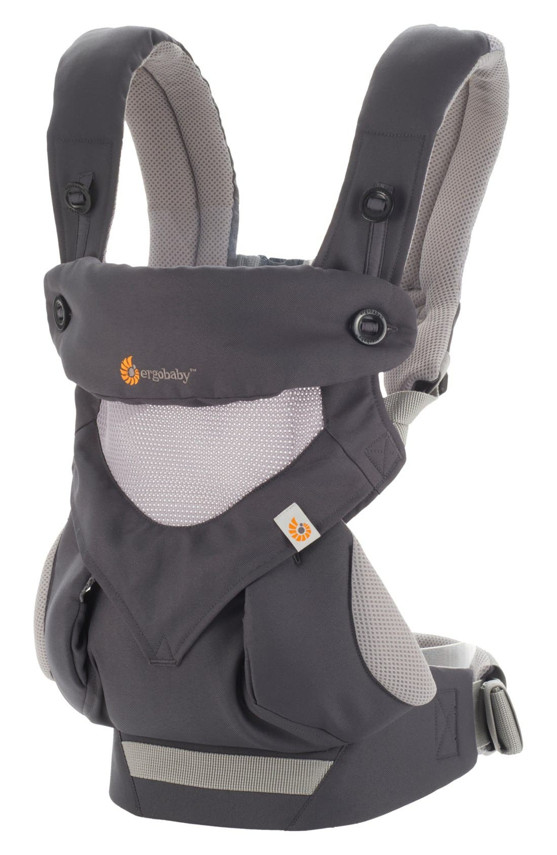 Alternate Image 4  - ERGObaby 'Four Position 360 - Cool Air' Baby Carrier