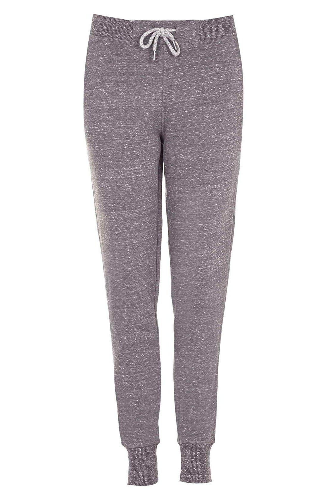 Alternate Image 4  - Topshop Skinny Fit Jogger Pants