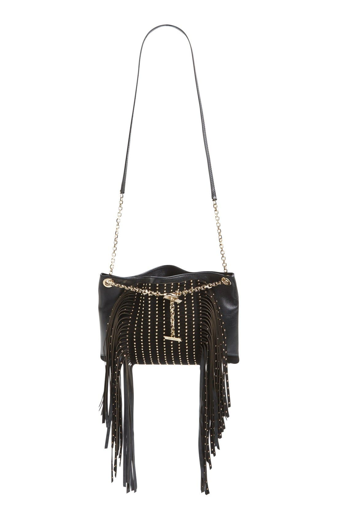 Alternate Image 2  - Jimmy Choo 'Alexia' Fringe Crossbody Bag