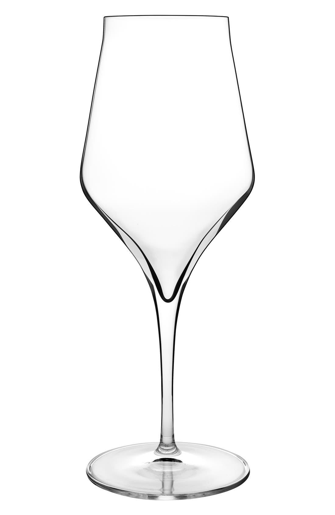 'Supremo' Chianti Glasses,                             Main thumbnail 1, color,                             Clear