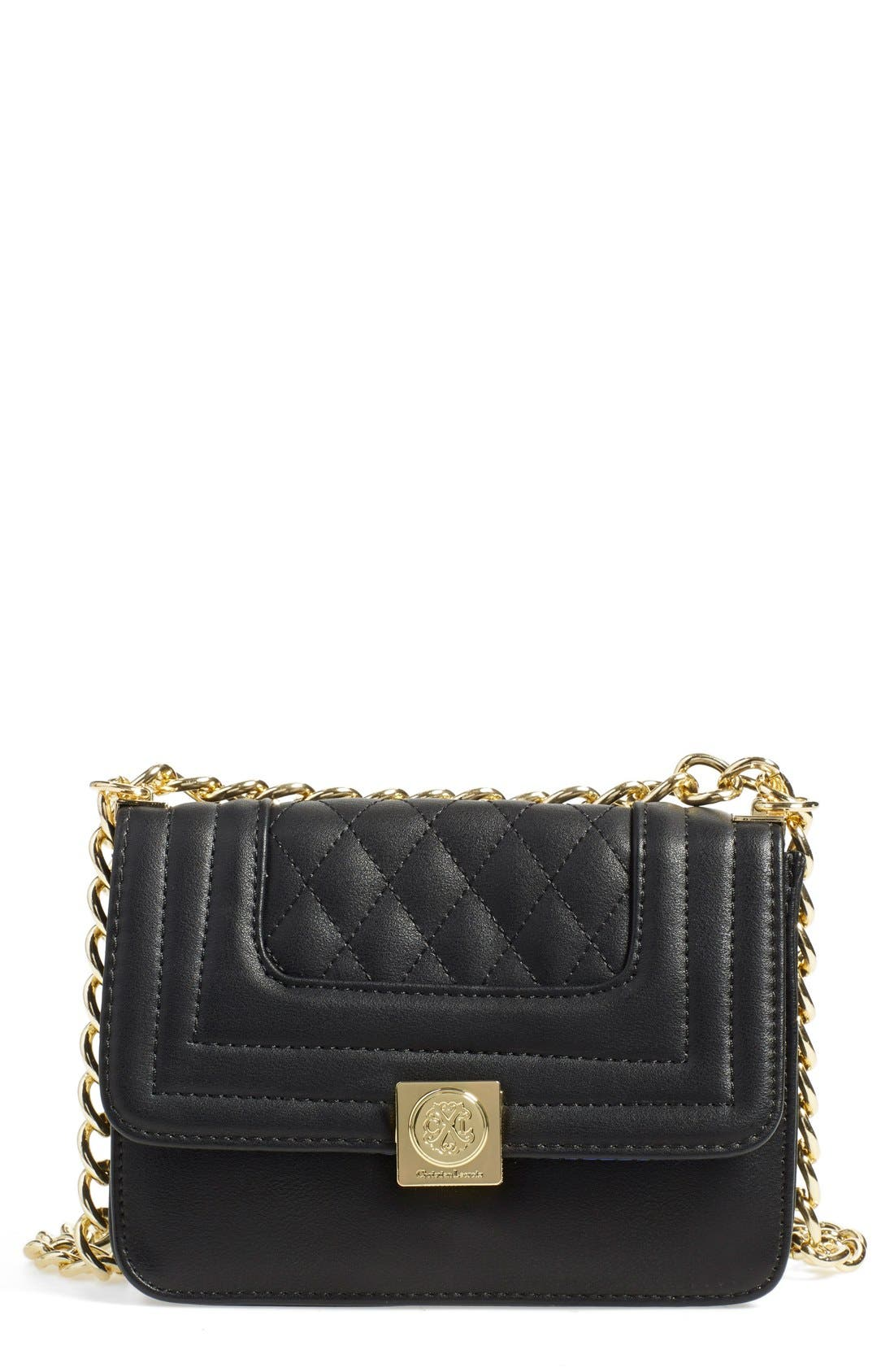 Alternate Image 1 Selected - CXL by Christian Lacroix 'Galaxie' Quilted Convertible Crossbody Bag