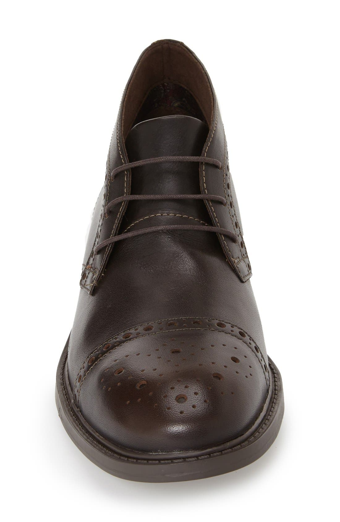 'Gavin' Chukka Boot,                             Alternate thumbnail 3, color,                             Brown