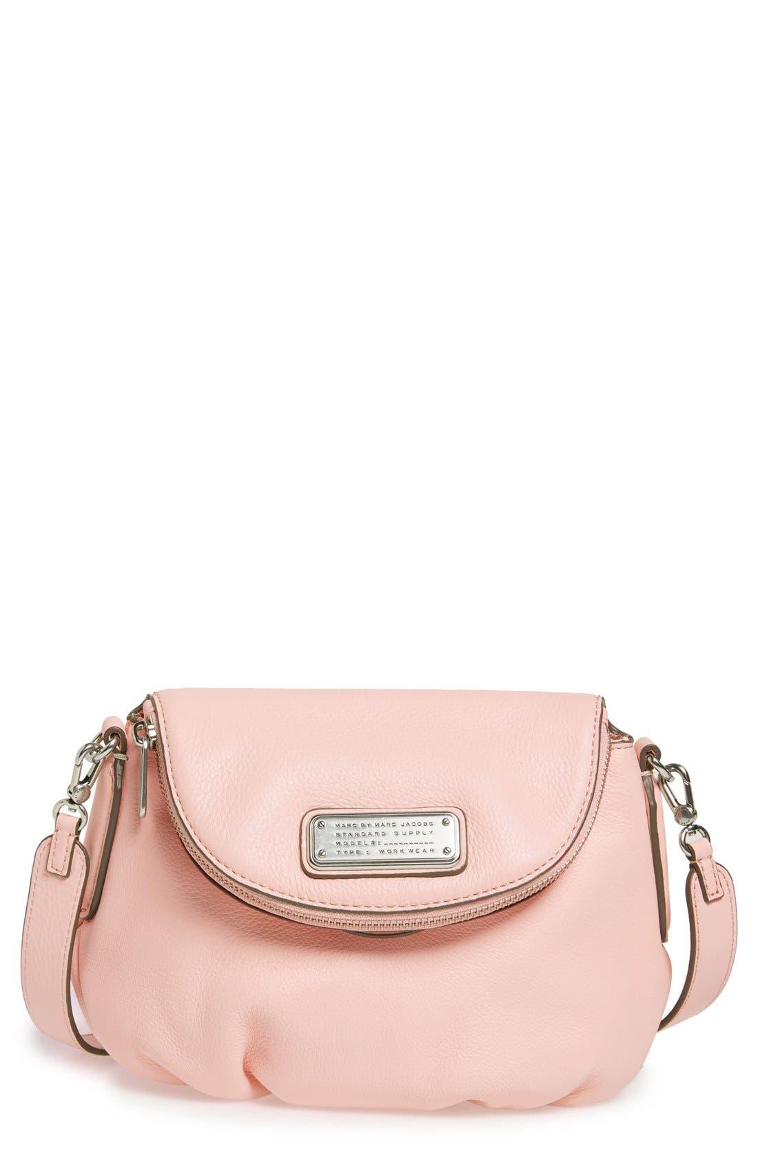 Alternate Image 1 Selected - MARC BY MARC JACOBS 'New Q - Mini Natasha' Crossbody Bag