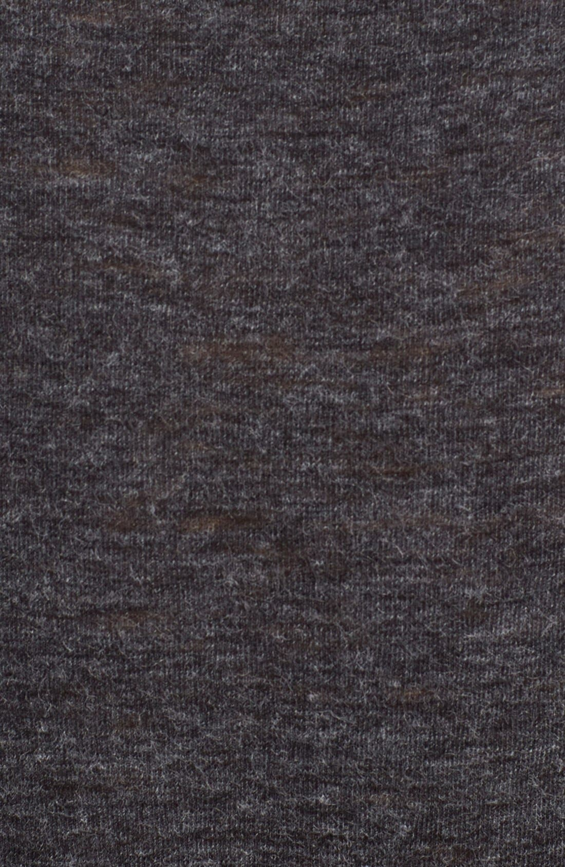 Alternate Image 5  - jella c. Long Sleeve Wrap Dress