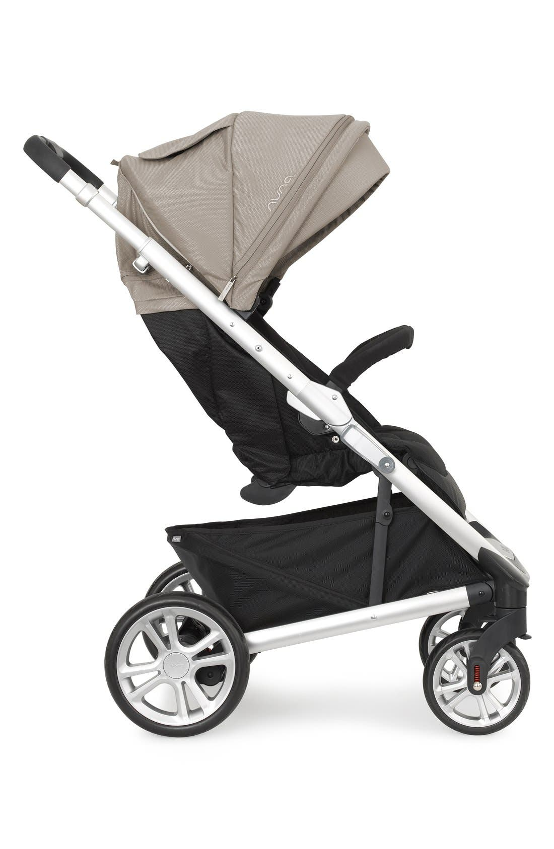'TAVO<sup>™</sup>' Travel System,                             Alternate thumbnail 4, color,                             Aluminum