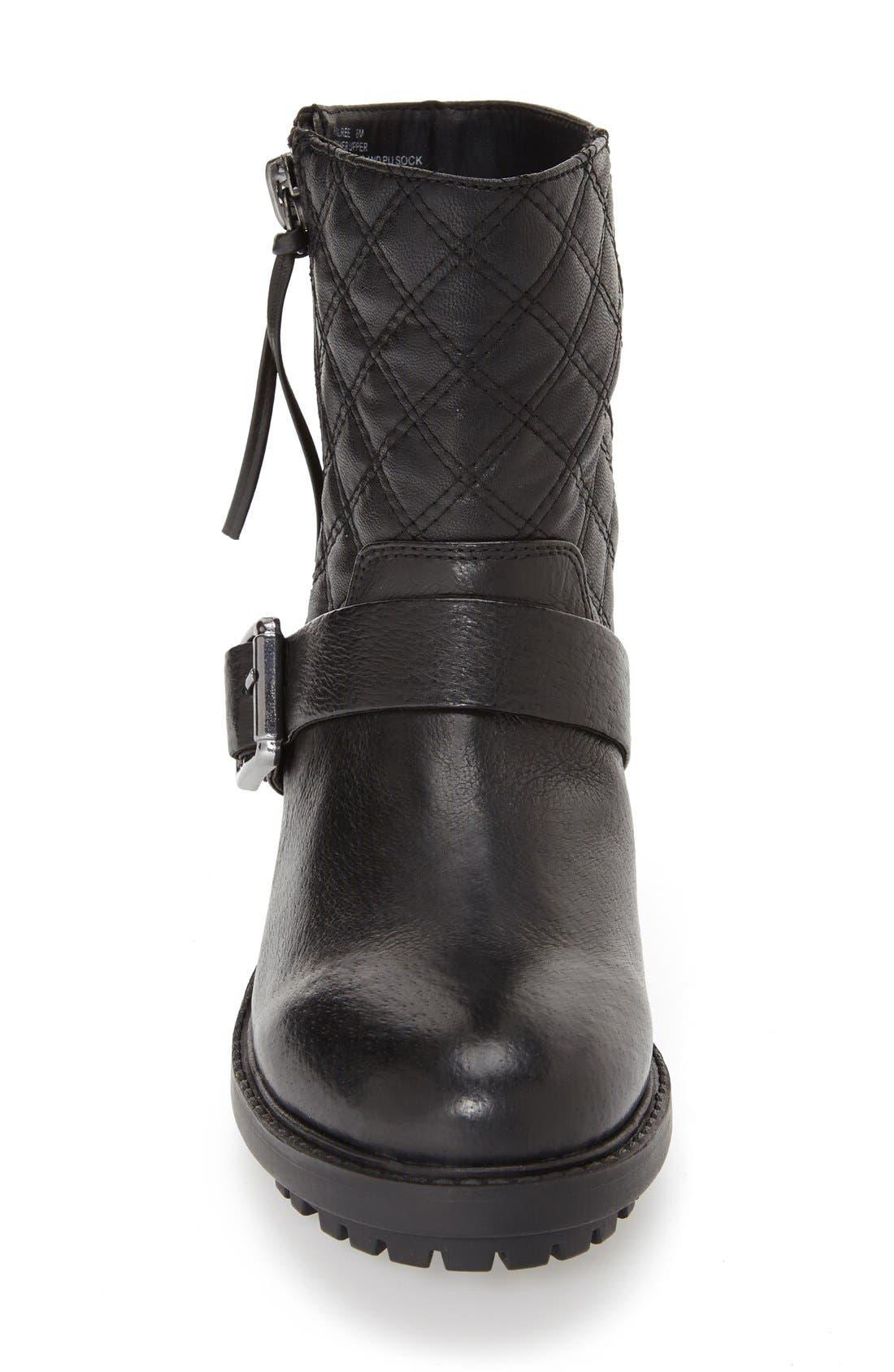 Alternate Image 3  - Steve Madden 'Rivalree' Moto Boot (Women) (Special Purchase)