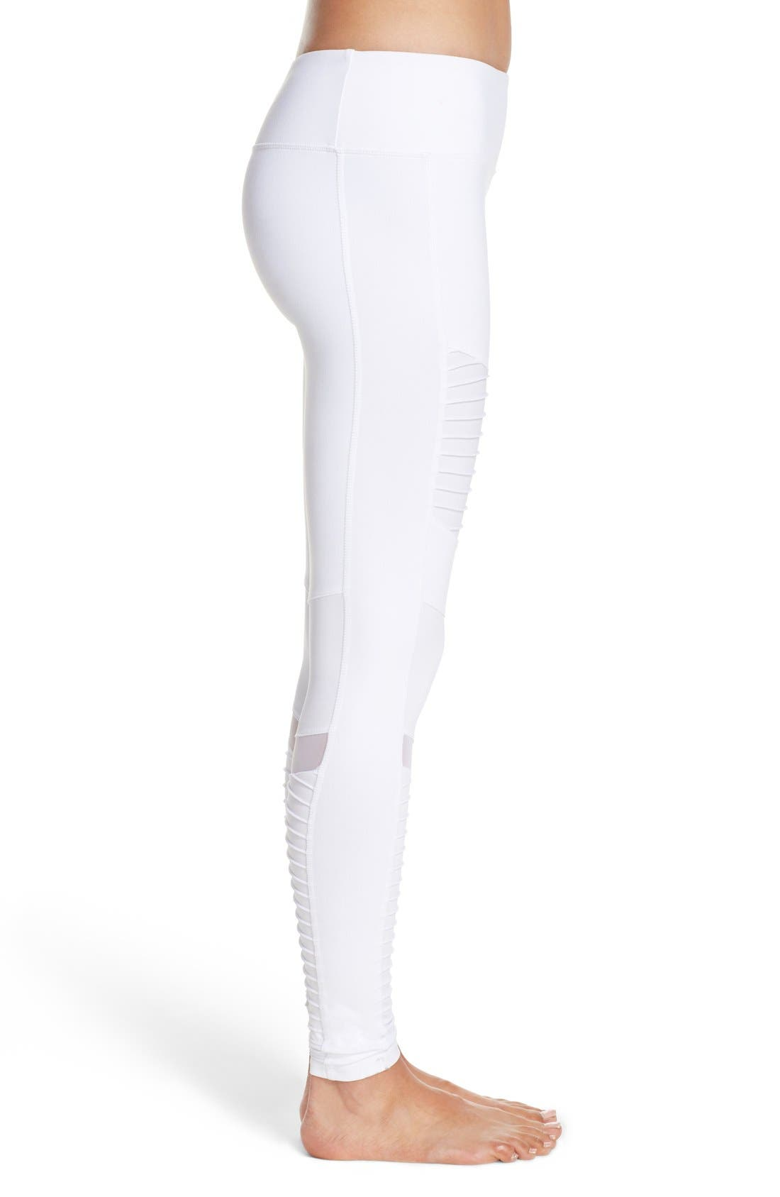 Alternate Image 3  - Alo Moto Leggings