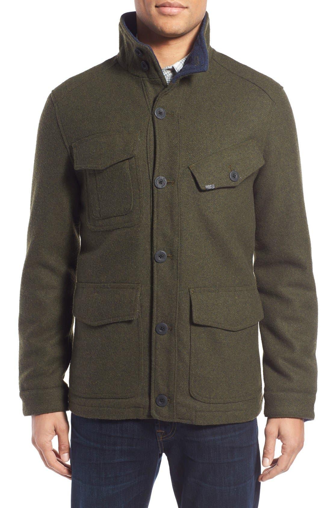 Alternate Image 4  - Timberland 'Traveler' Field Jacket