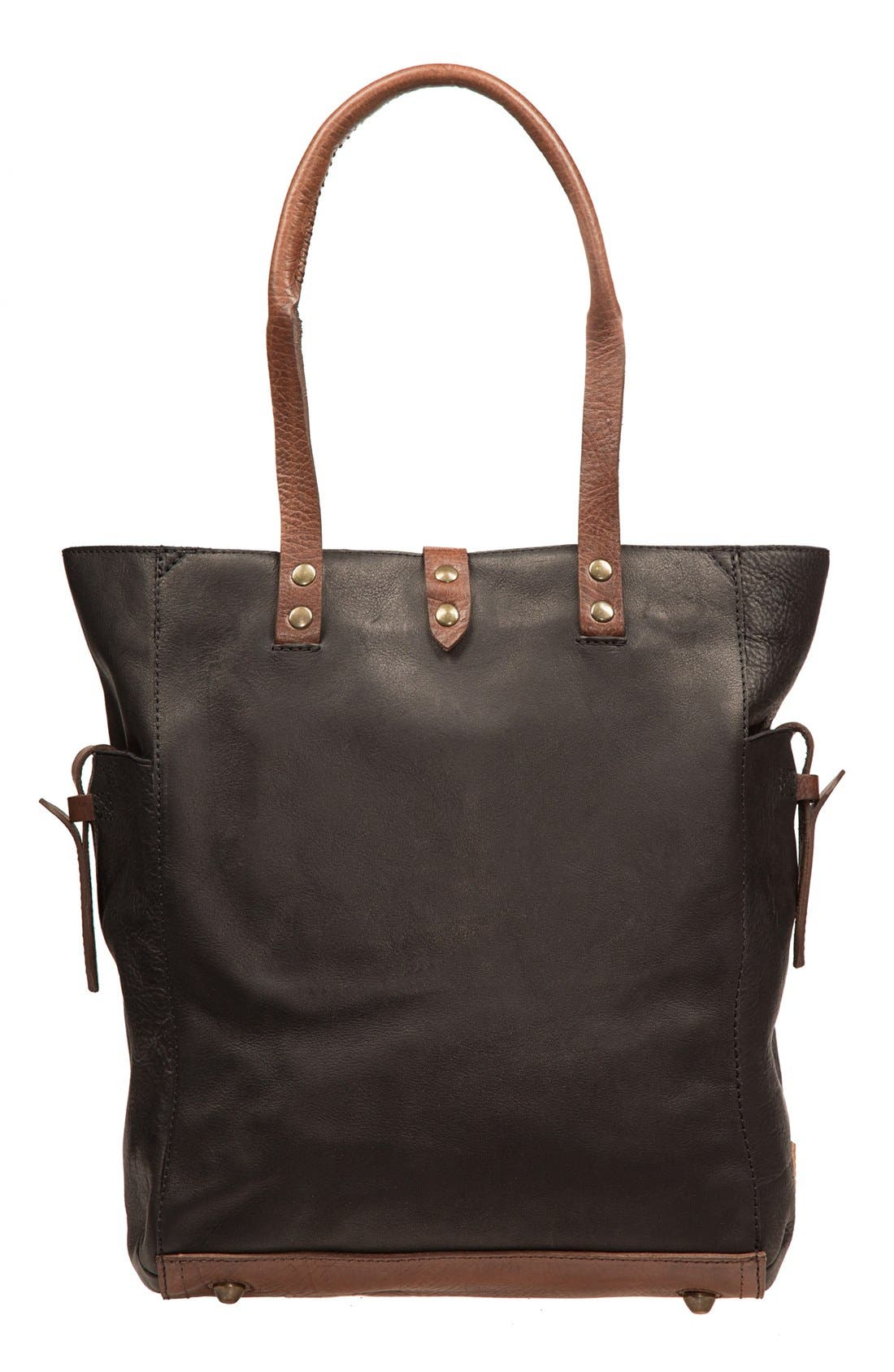 Alternate Image 2  - Will Leather Goods 'Ashland' Leather Tote