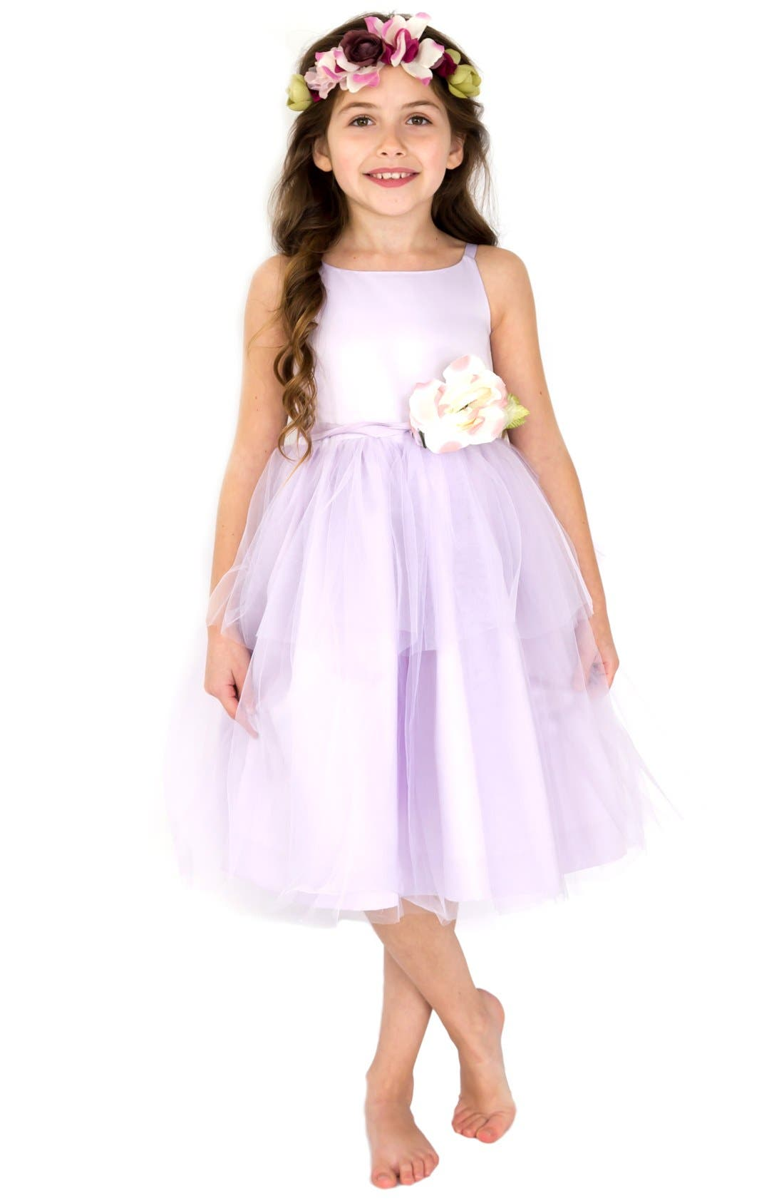 Puffy Dresses for Girls