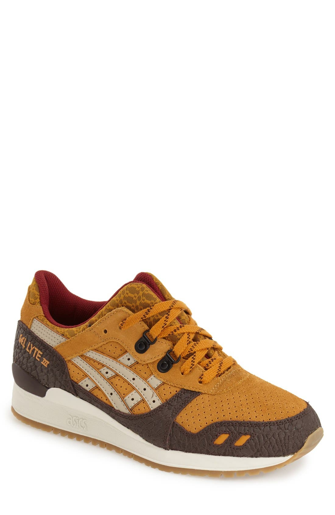 Alternate Image 1 Selected - ASICS® 'GEL-Lyte III' Sneaker (Men)