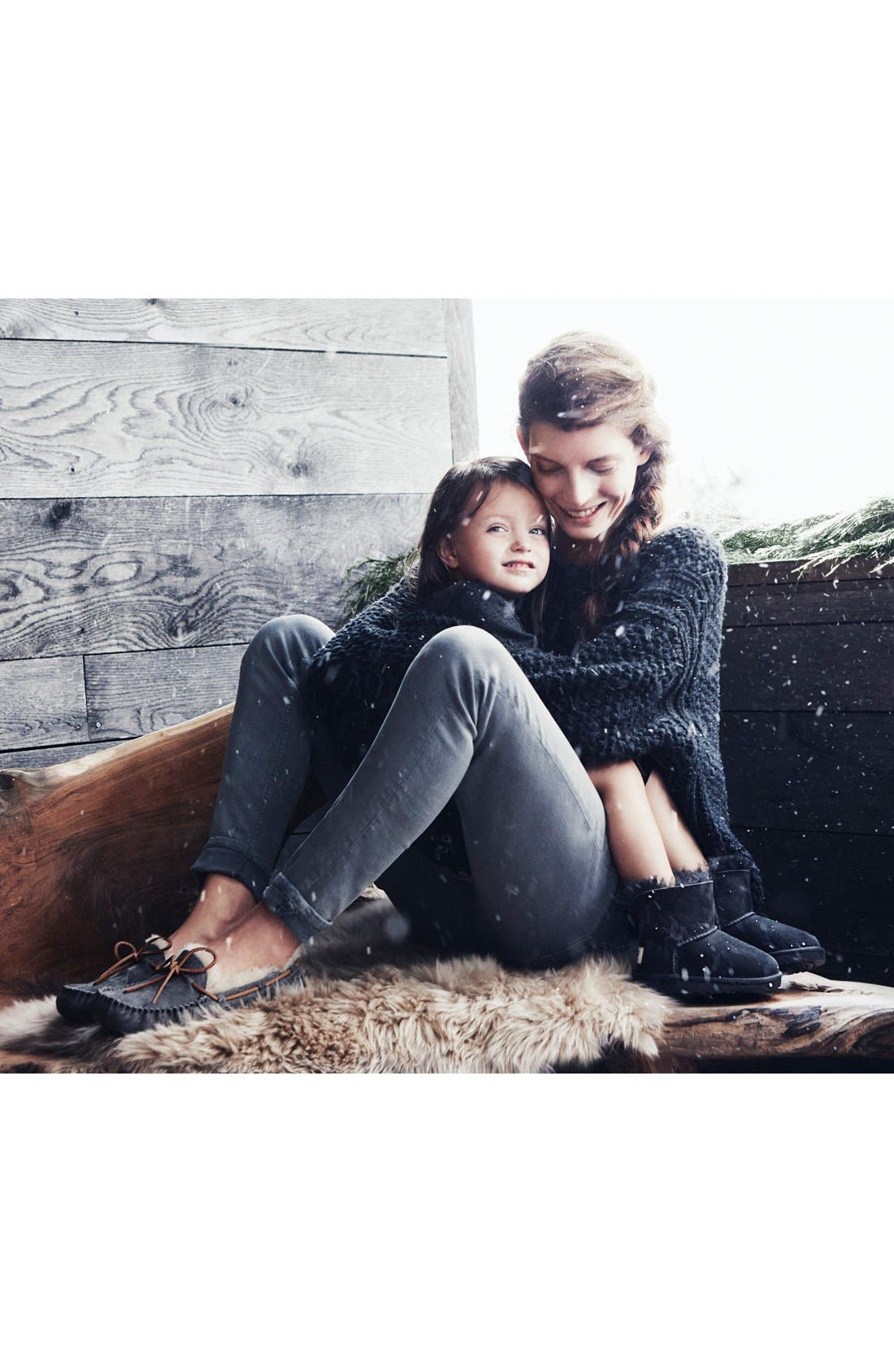 Alternate Image 5  - UGG® Dakota Slipper (Women)