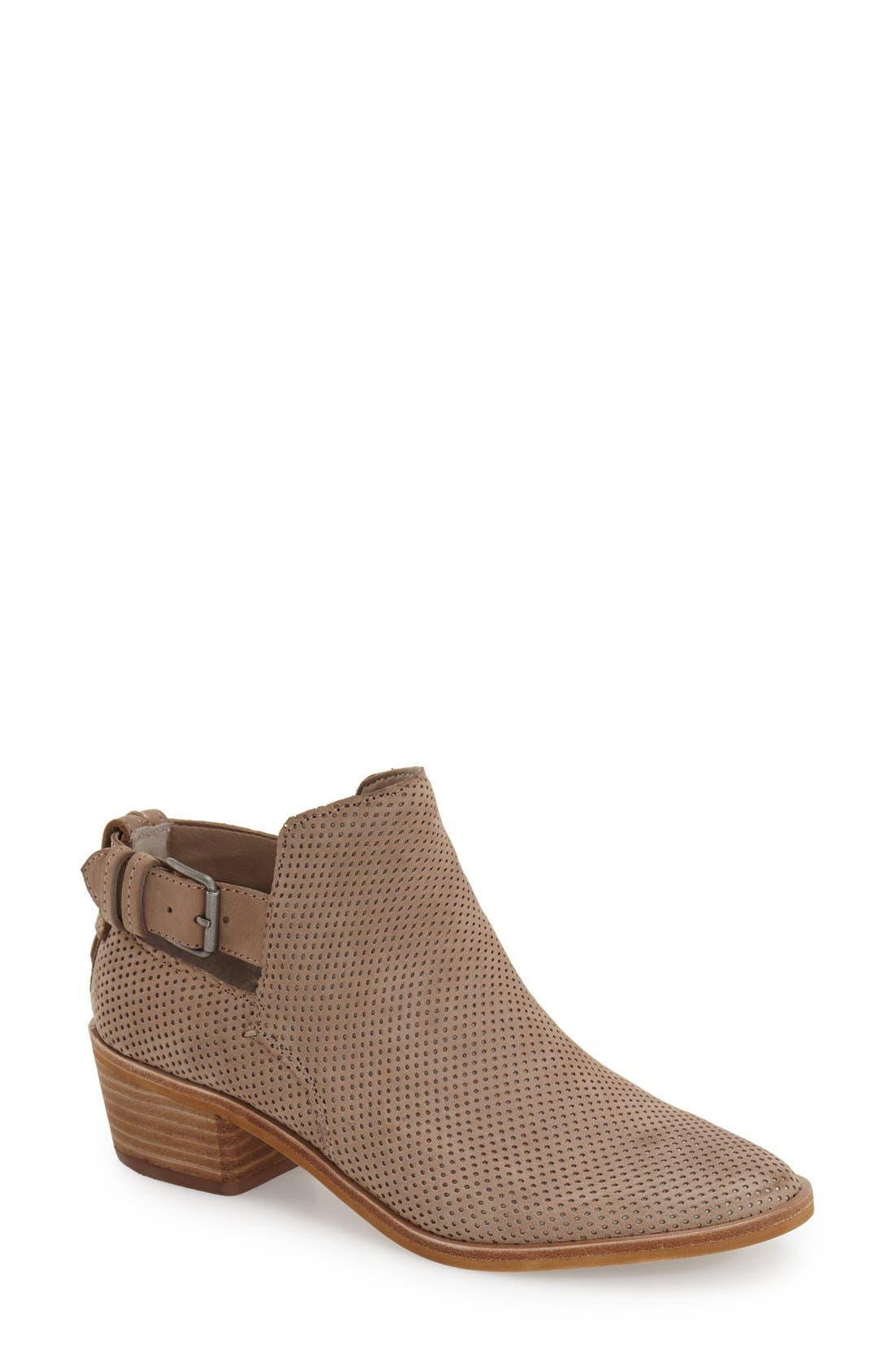 Alternate Image 1 Selected - Dolce Vita 'Kara' Perforated Bootie (Women)