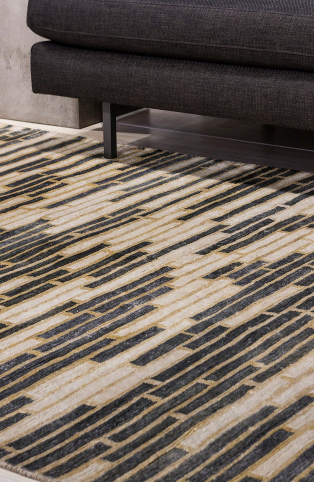 Alternate Image 4  - Surya Home 'Platinum' Hand Tufted Rug