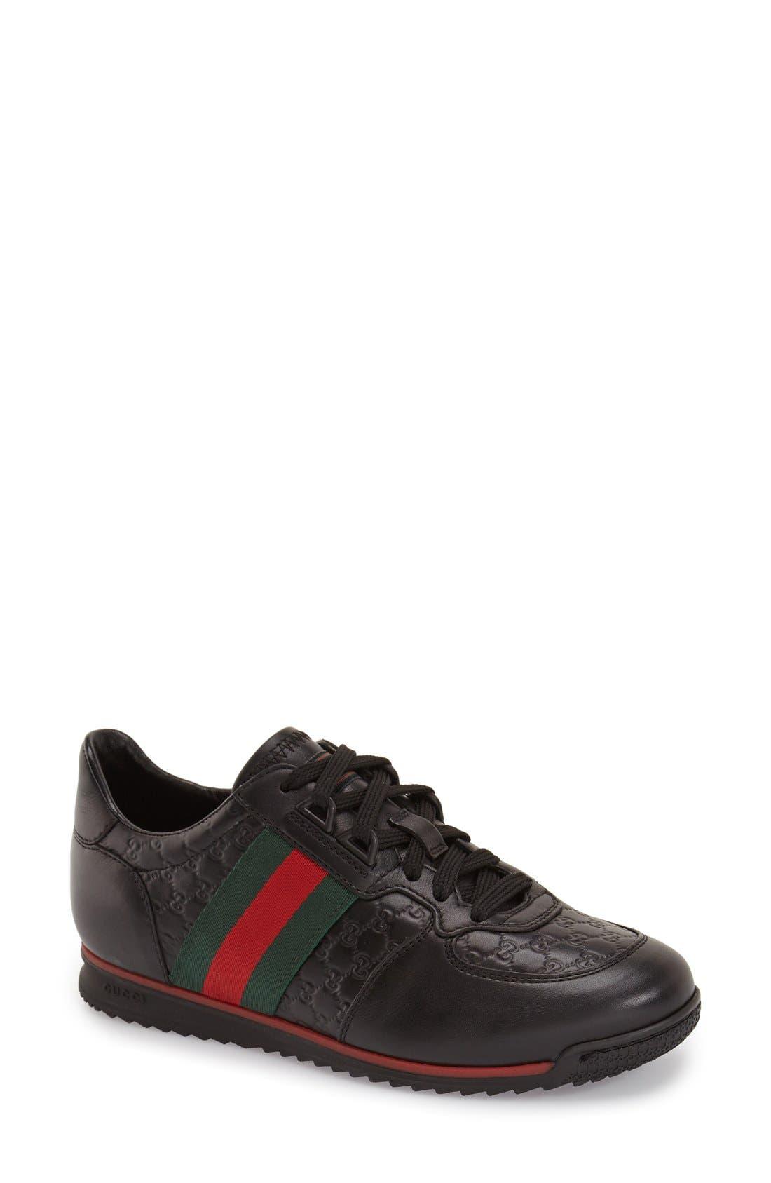 Alternate Image 1 Selected - Gucci 'SL73' Sneaker (Women)