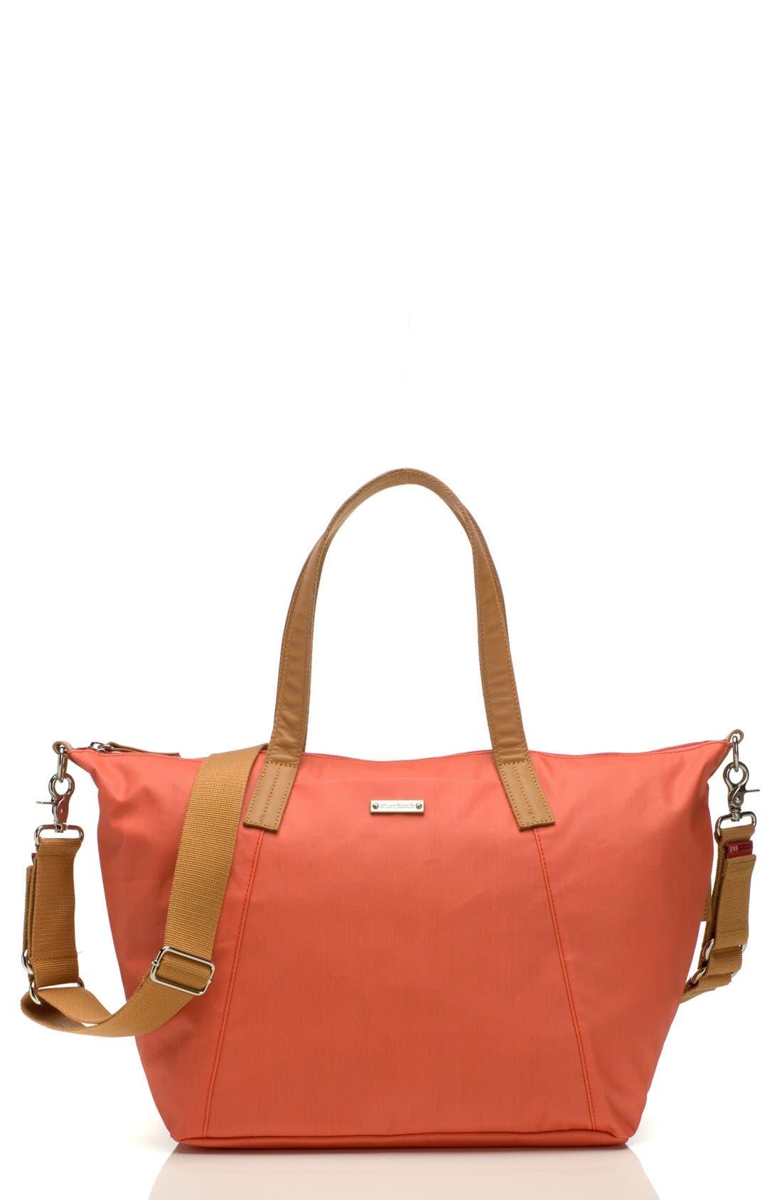 Alternate Image 1 Selected - Storksak 'Noa' Diaper Bag