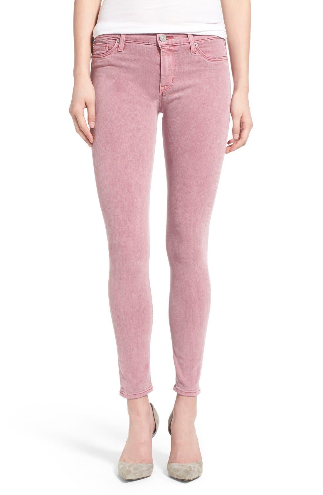 Main Image - Hudson Jeans 'Nico' Ankle Skinny Jeans