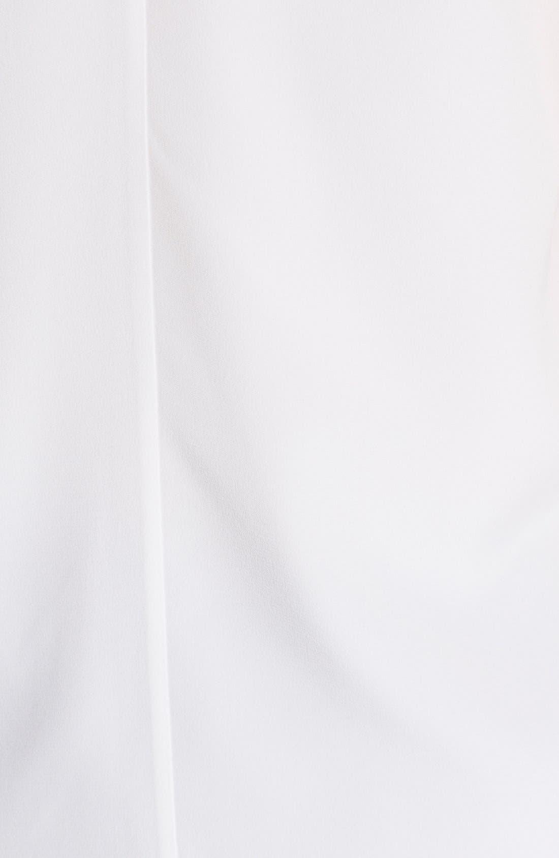 Alternate Image 5  - Tibi Silk Halter Top