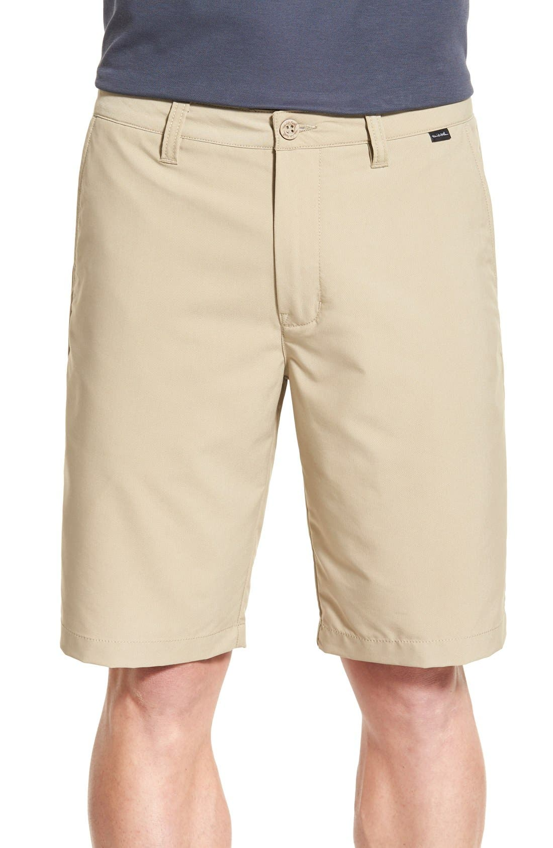 TRAVIS MATHEW Hefner Stretch Golf Shorts