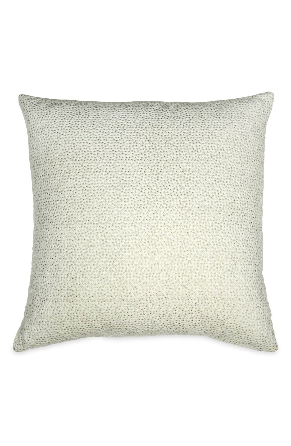 Donna Karan Collection 'Exhale' Pillow,                         Main,                         color, Ivory