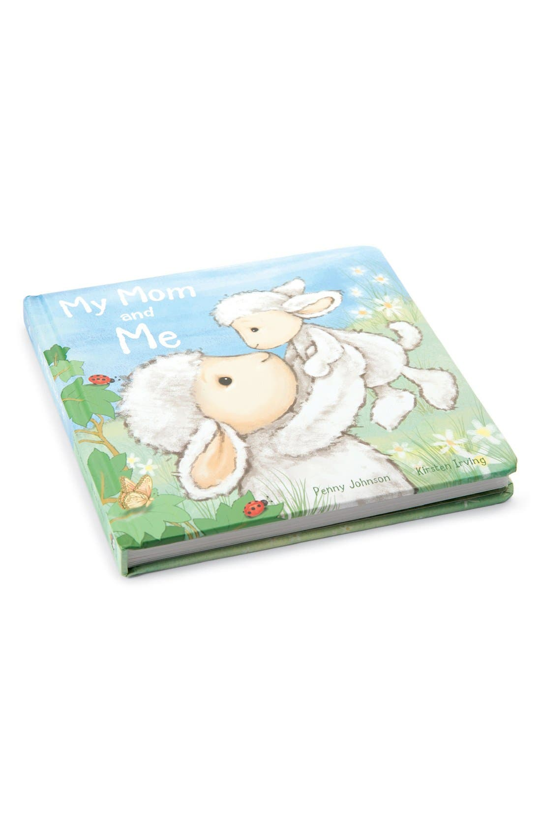 'My Mom and Me' Book,                         Main,                         color, Multi