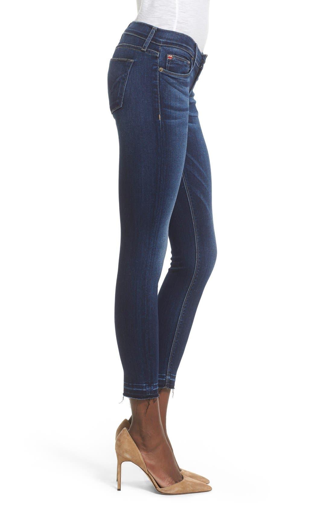 Alternate Image 3  - Hudson Jeans 'Krista' Release Hem Jeans (Crest Falls)
