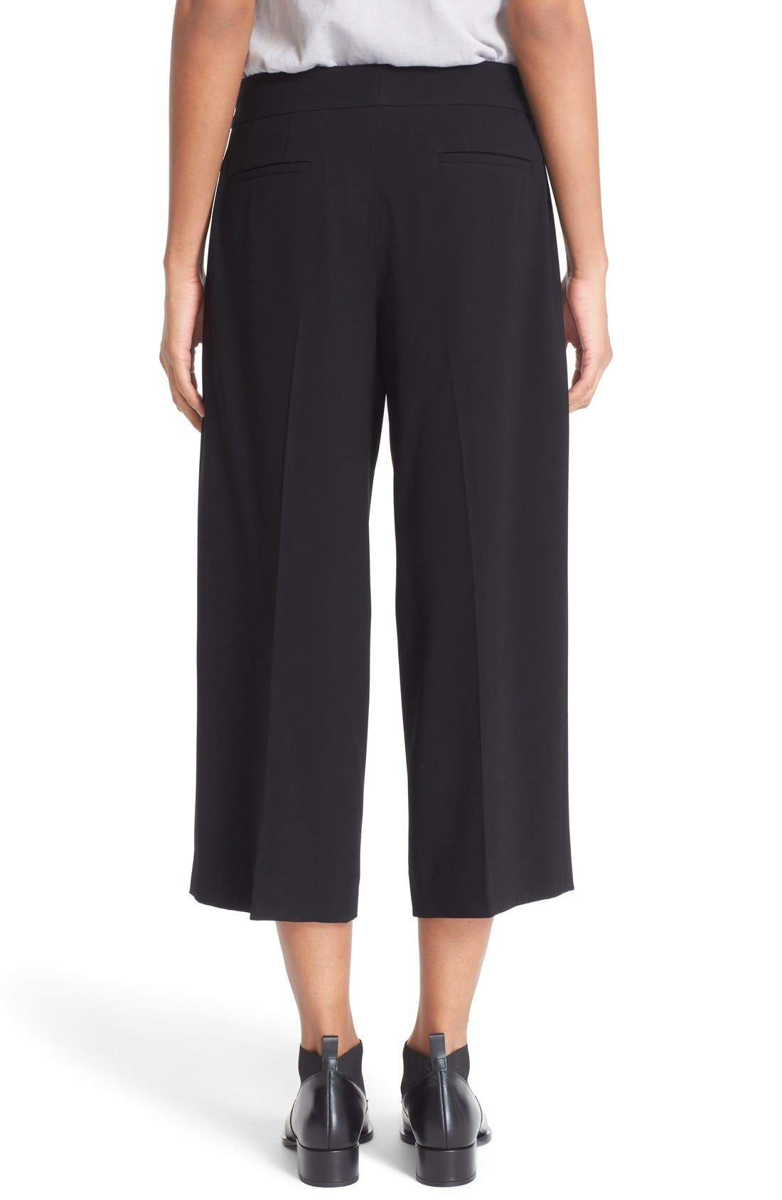 Alternate Image 3  - DKNY Crop Wide Leg Pants
