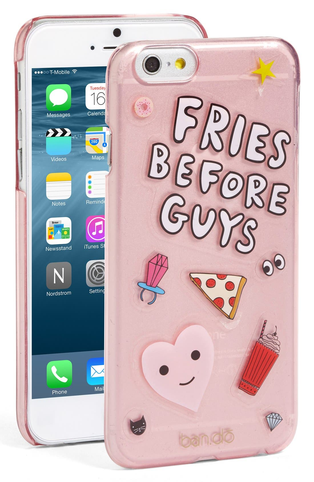 Alternate Image 2  - ban.do 'Sticker' iPhone 6 & 6s Case