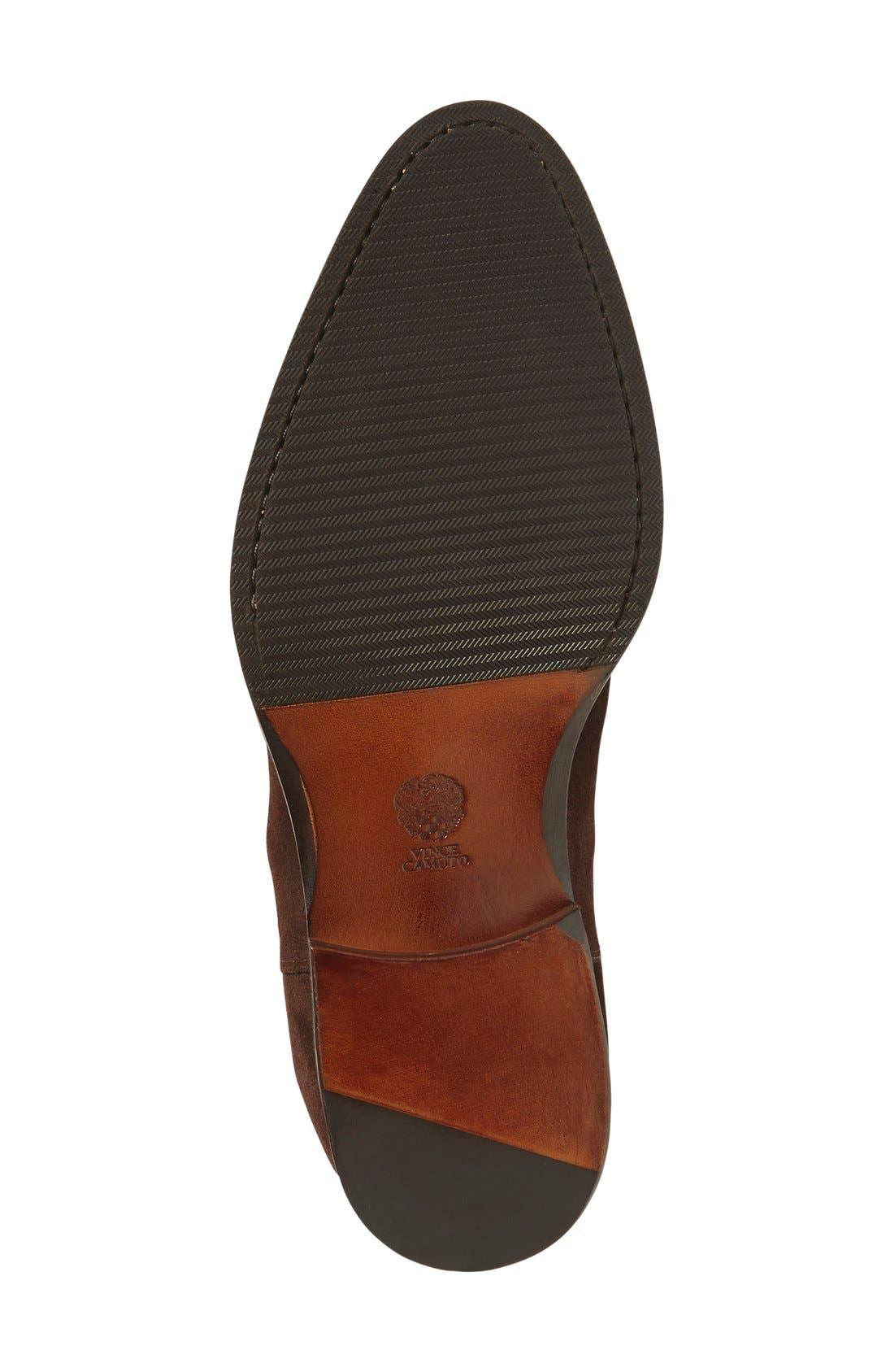 Alternate Image 2  - Vince Camuto 'Bradbury' Chelsea Boot (Men)