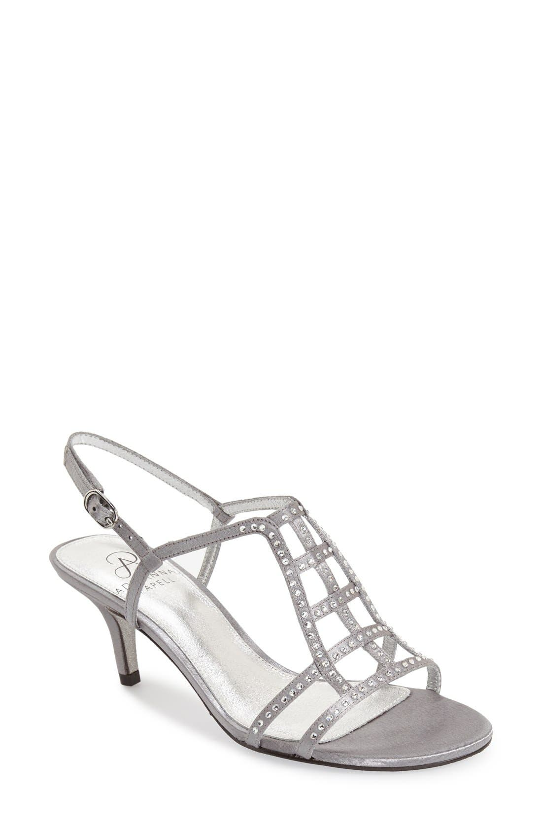 Adrianna Papell 'Amari' Evening Sandal (Women)