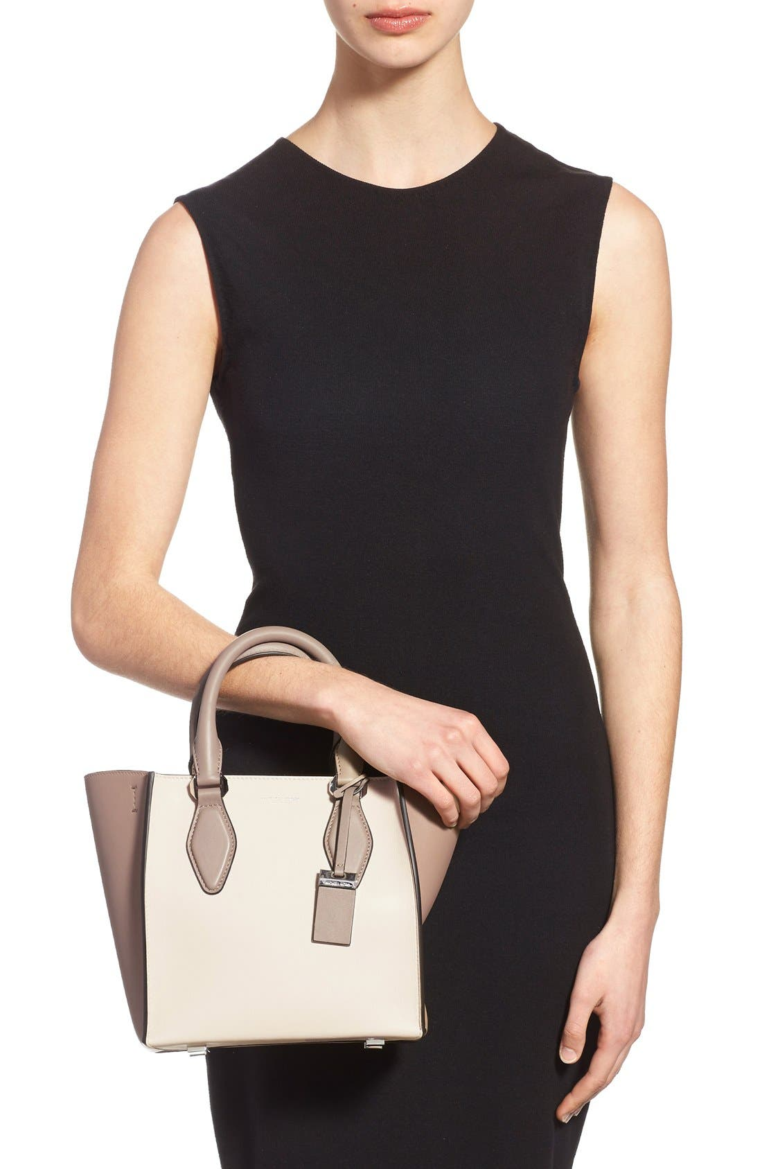 Alternate Image 2  - Michael Kors 'Small Gracie' Leather Tote