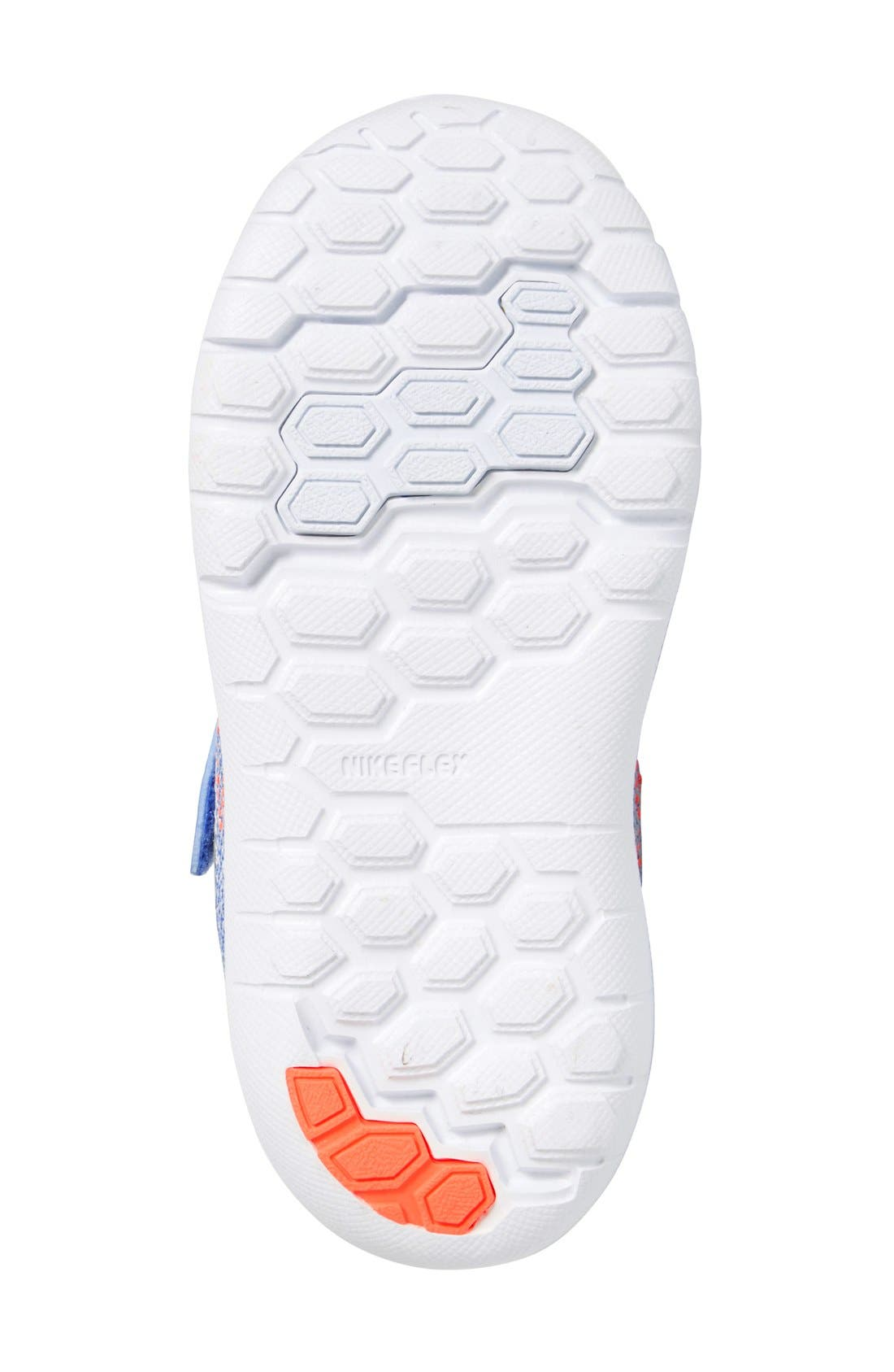 Alternate Image 4  - Nike Flex Fury 2 Athletic Shoe (Baby, Walker & Toddler)