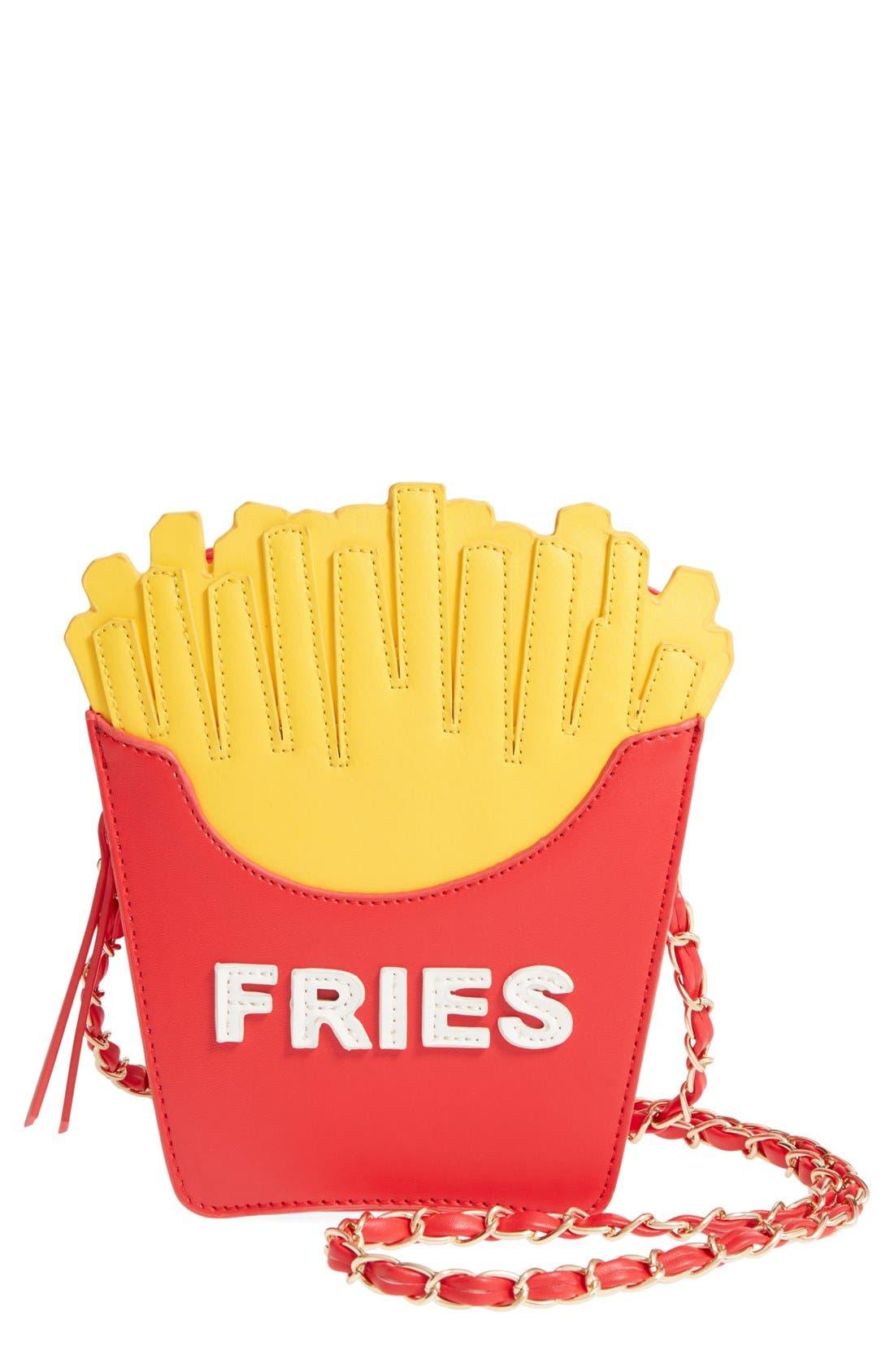 Alternate Image 1 Selected - Nila Anthony 'Fries' Crossbody Bag