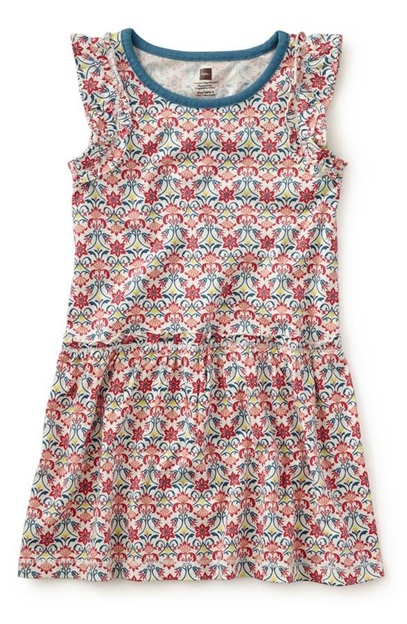 Tea Collection \'Capo d\'Opera\' Flutter Sleeve Dress (Toddler Girls ...
