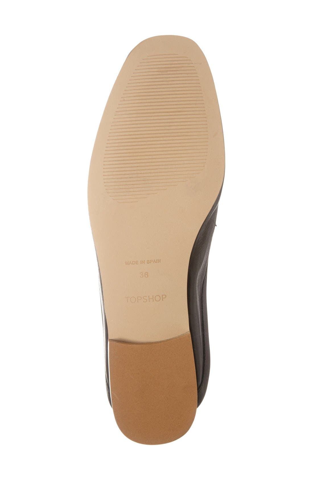 Alternate Image 4  - Topshop 'Kola' Mule (Women)