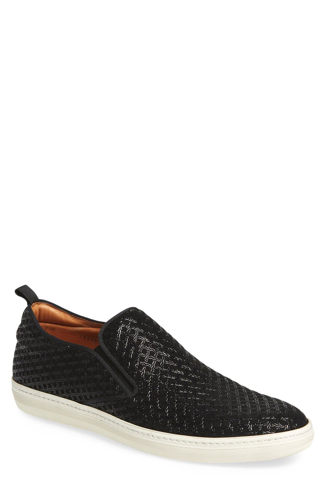 Mezlan 'Moneo II' Slip-On Sneaker (Men)