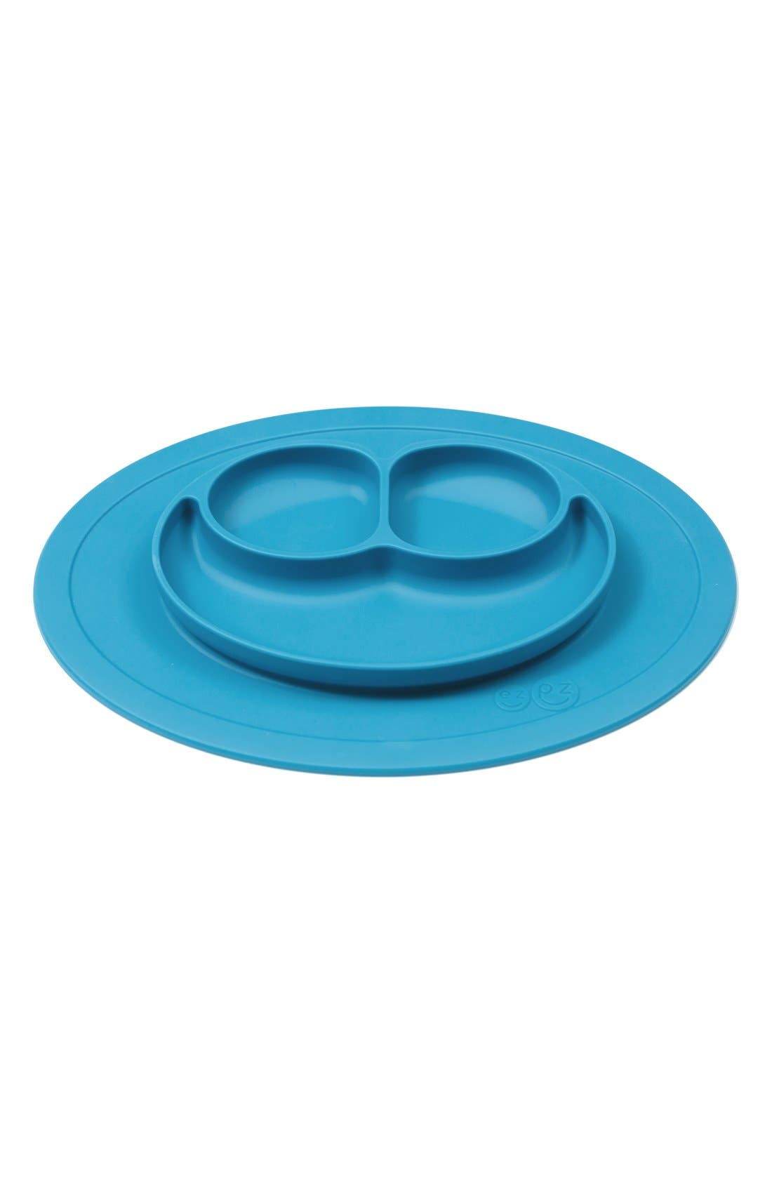 Alternate Image 2  - ezpz 'Mini Mat' Silicone Feeding Mat