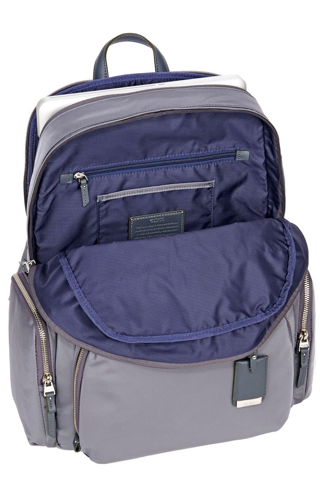 Alternate Image 4  - Tumi 'Voyageur - Calais' Nylon Computer Backpack
