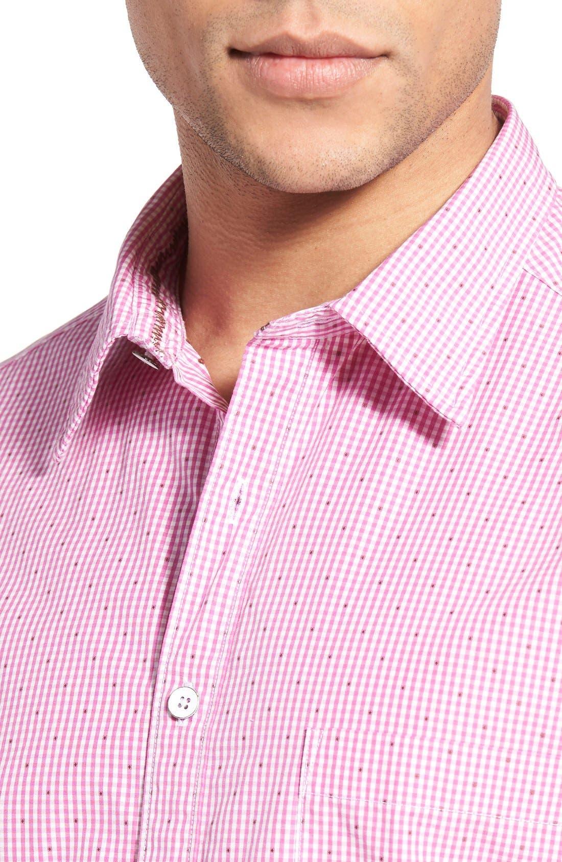 Alternate Image 4  - Rodd & Gunn 'Freeman' Sports Fit Check Sport Shirt