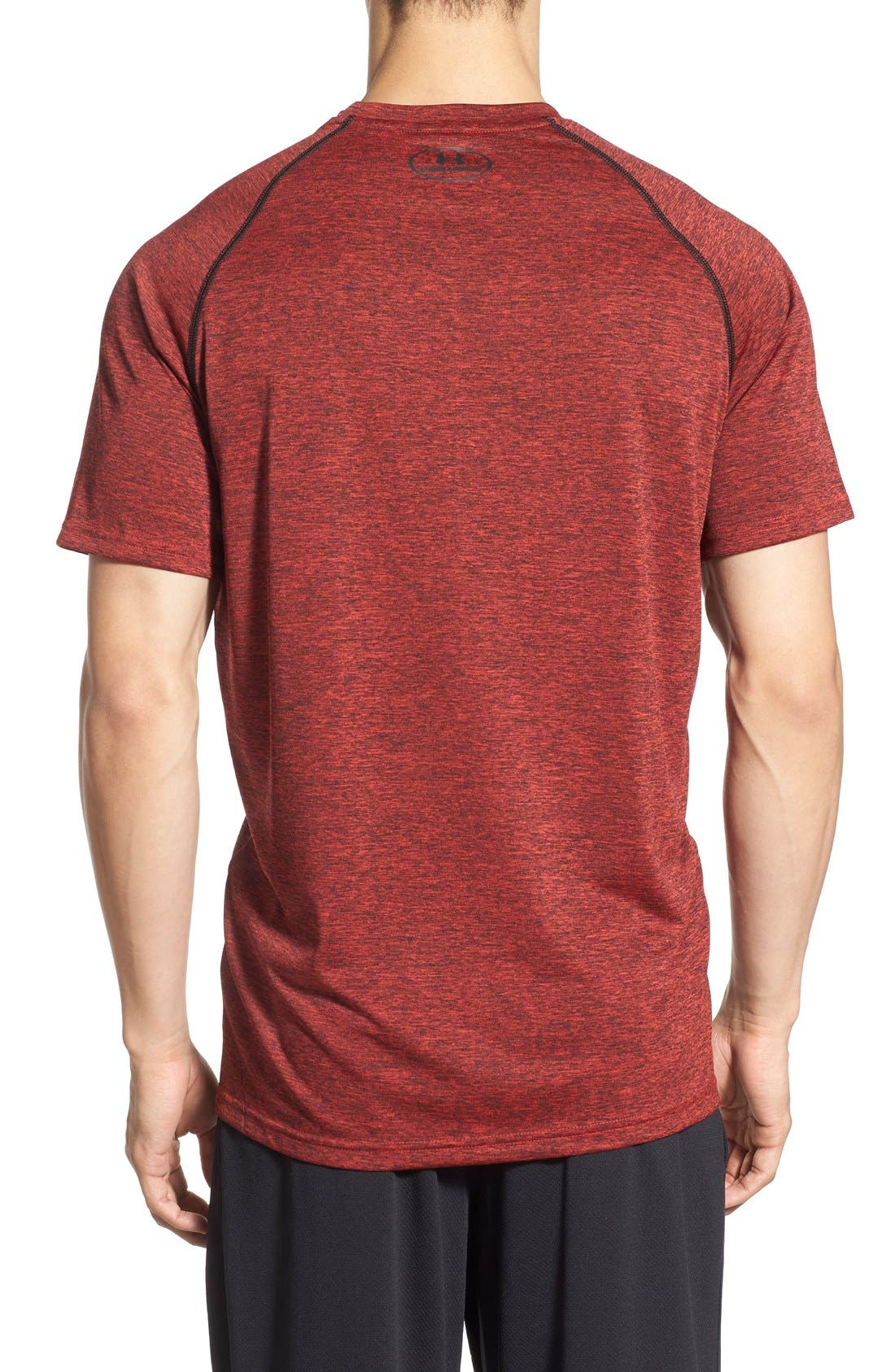 Alternate Image 2  - Under Armour 'UA Tech' Loose Fit Short Sleeve T-Shirt