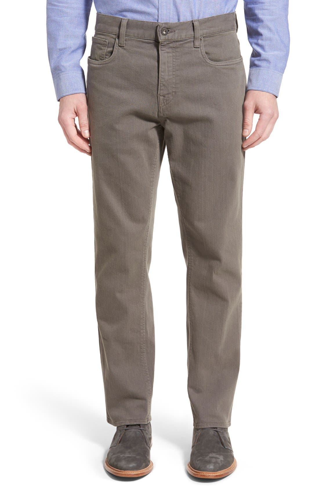 'Greenwood' Relaxed Fit Jeans,                         Main,                         color, Link Grey