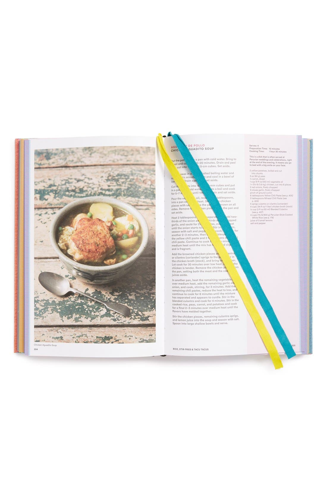 Alternate Image 2  - 'Peru: The Cookbook' Recipe Book