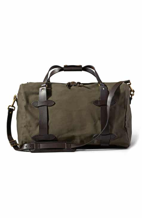 f9dc2ad48910 Men s Duffel Bags  Leather